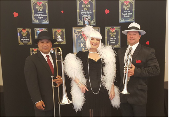 Speakeasy band Orlando, Z Street Speakeasy band, Gatsby Band Orlando, corporate Band Orlando, Roaring Twenties Band florida