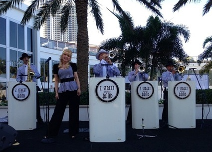 www.zstreetgatsbyband.com, Corporate entertainment Orlando, Convention Entertainment Orlando, convention band Orlando, Special event band,