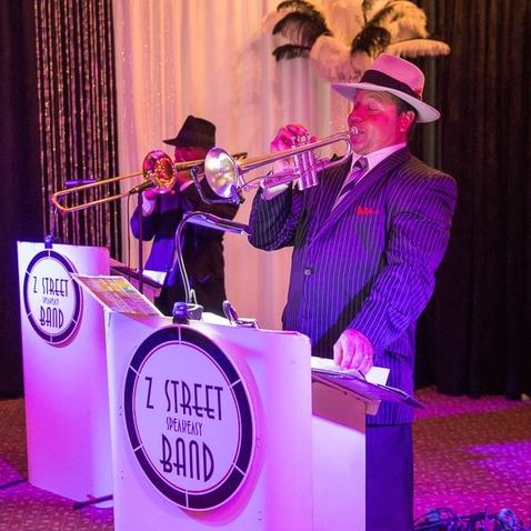Gatsby Band St. Petersburg, Roaring Twenties Band Orlando, Roaring Twenties band Florida